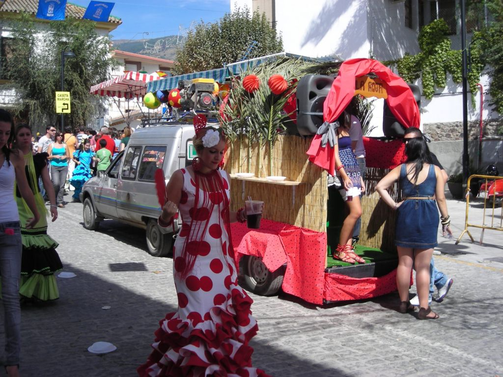 Fiestas, Ferias, Flamenco – pure andalusische Lebensfreude